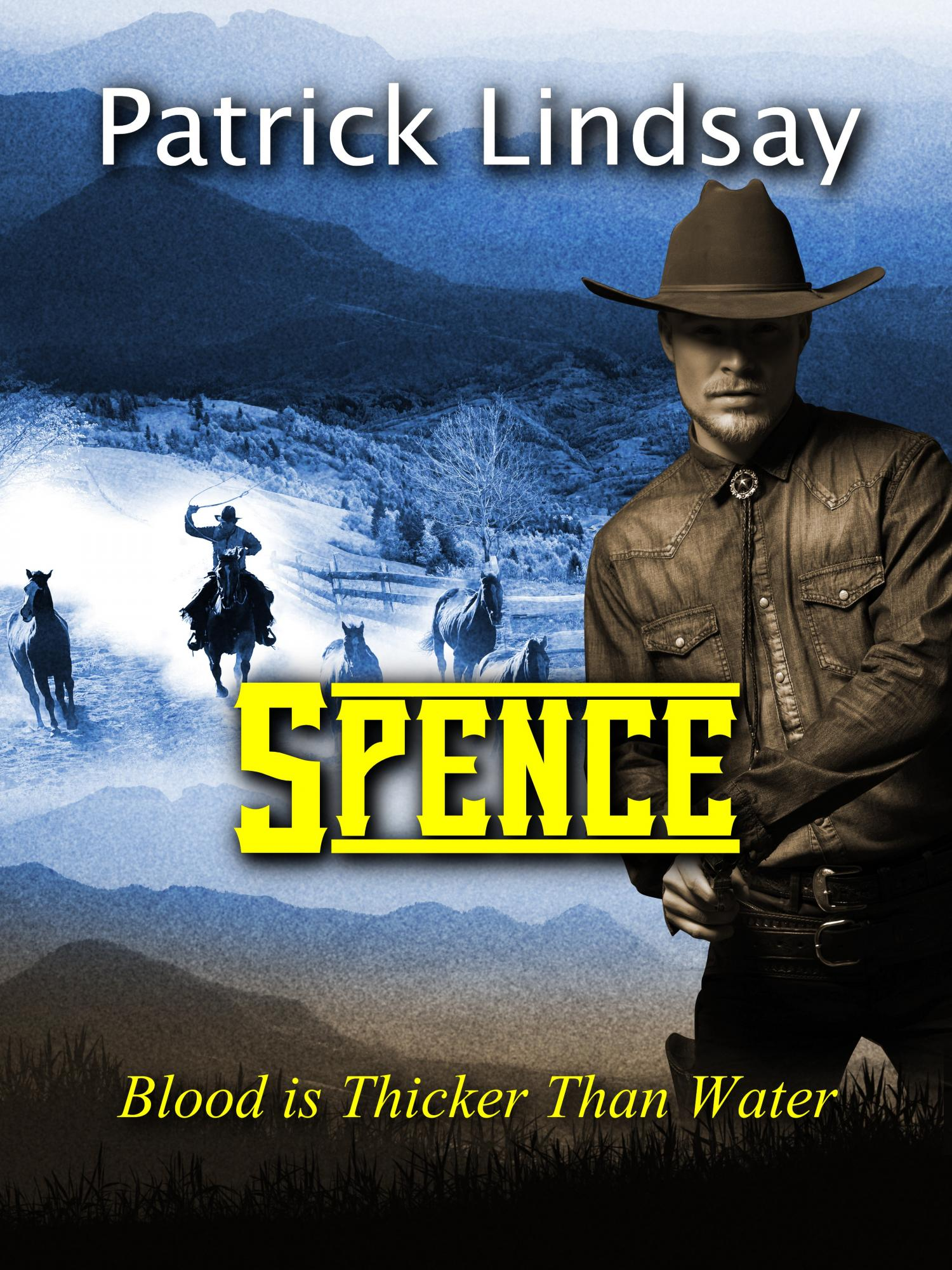 Cover of Spence Book